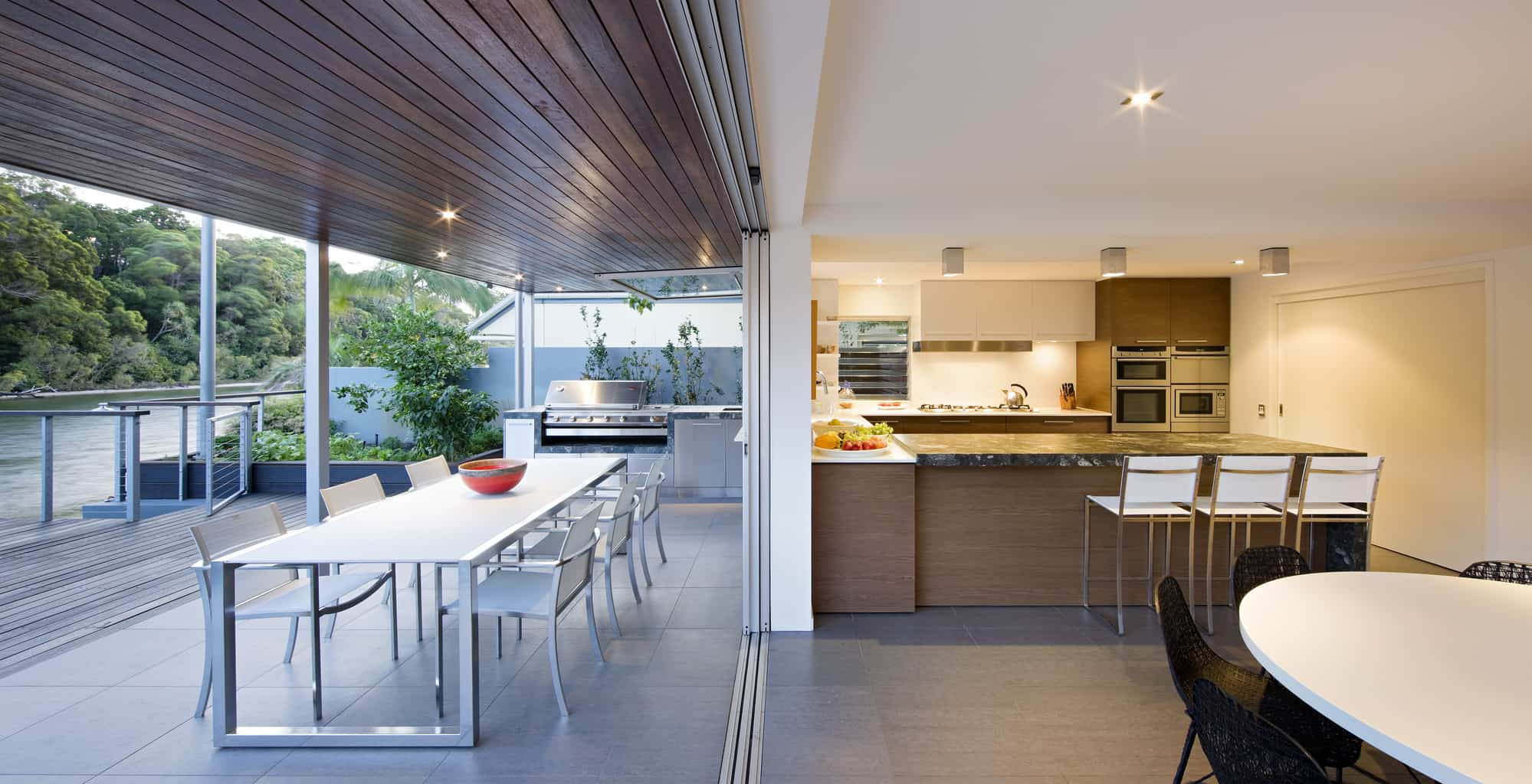 Relaxed river living in Noosa - Sustainable Architecture ... on Relaxed Outdoor Living id=81411