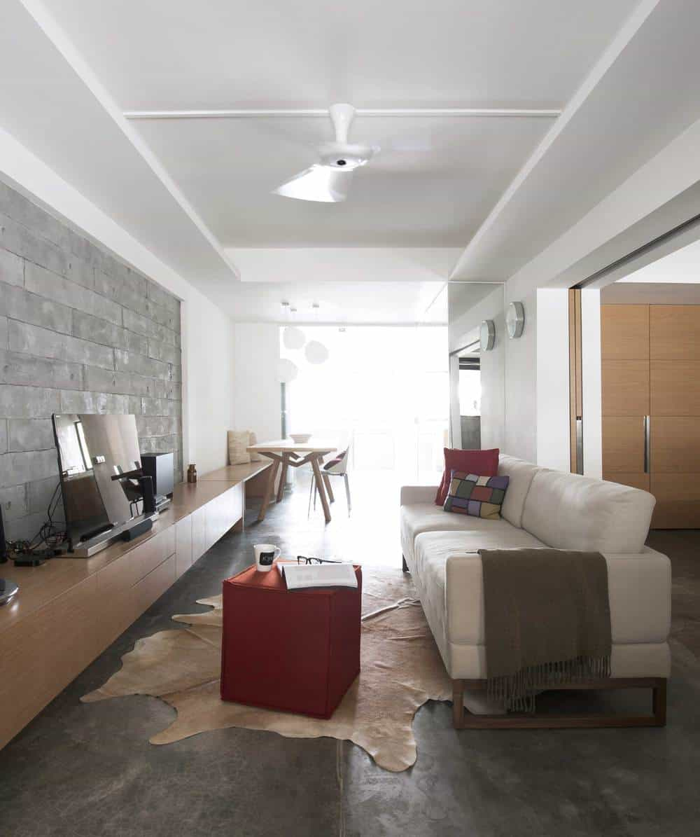 Apartments In Singapore: A Contemporary Apartment, Singapore Style
