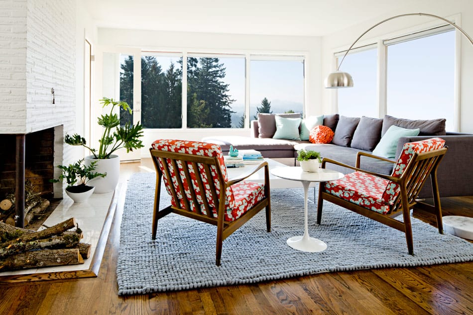 Scandinavian flair in Portland, Oregon