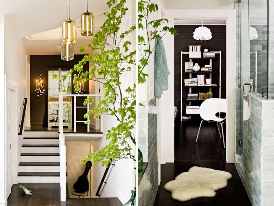 Modern interior design in Portland Oregon