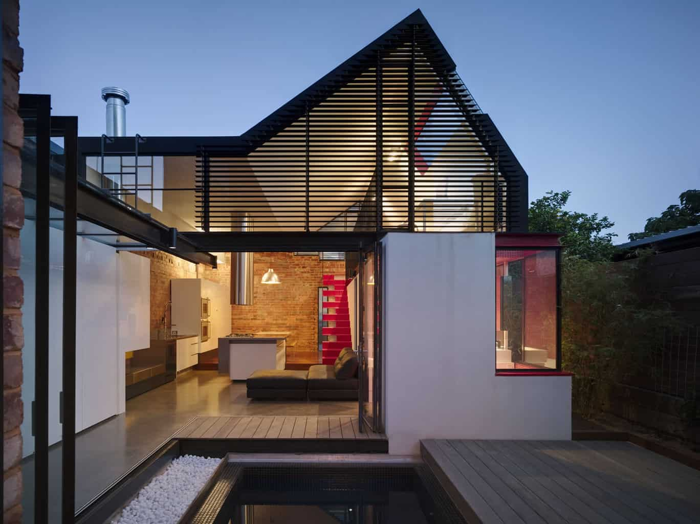 Creative architecture breathes new life into Victorian terrace