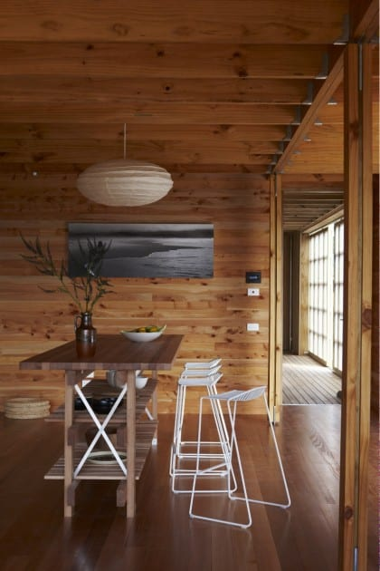 Timms Bach home design by Herbst Architects