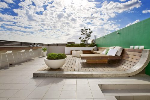 A rooftop retreat in Bondi Beach