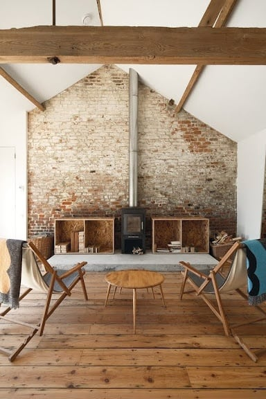 Exposed brick – take it or leave it