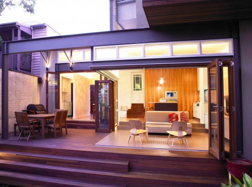 Sustainable architecture award for Rozelle terrace house
