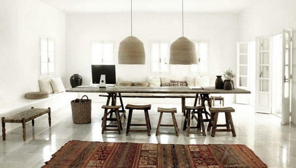 Design idea: mixing chairs