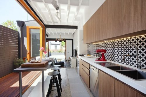 Industrial 'New York loft' style in Sydney
