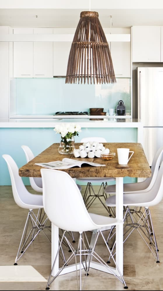 Recyled beach chic by Tim Leveson Interiors