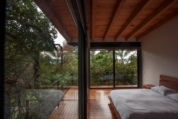 Treehouse Architecture In Mexico Sustainable