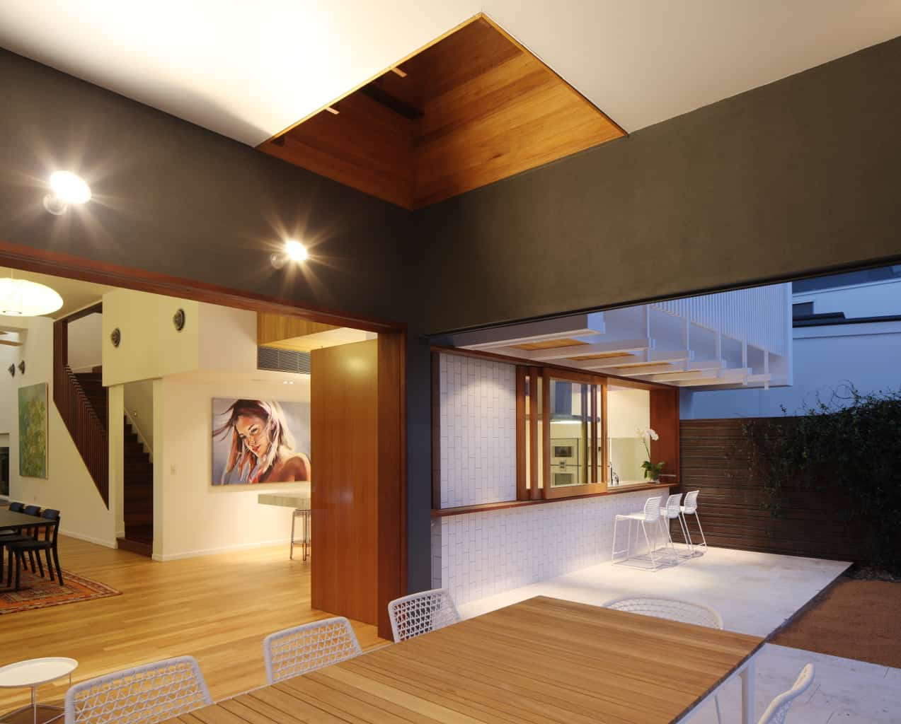 Inner-city Brisbane architecture: the Park House