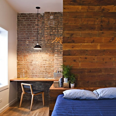 Exposed Brick Take It Or Leave It Sustainable