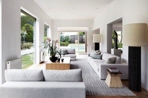 Modern masculine flair for inner Melbourne abode