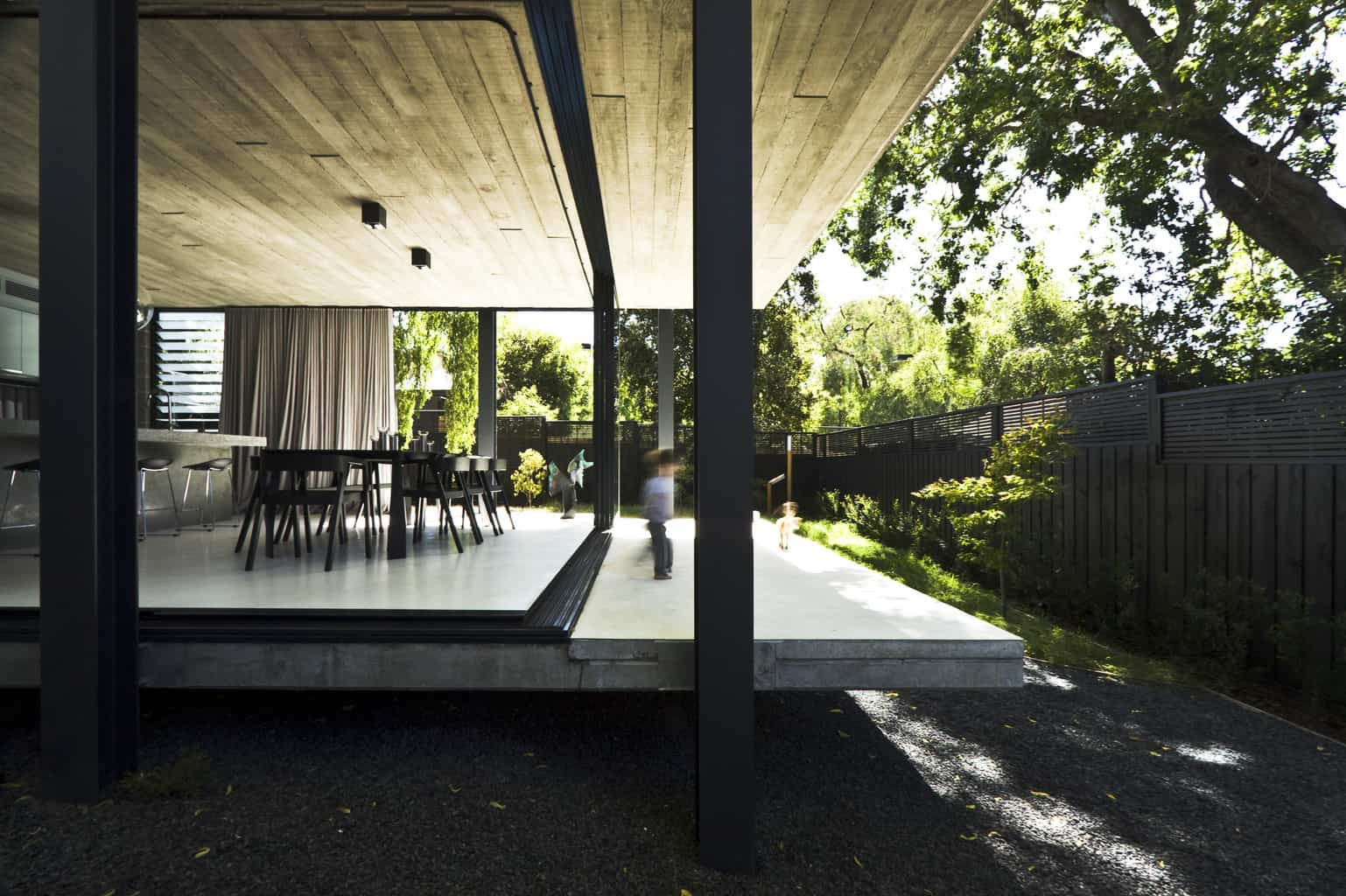 Tranquility, intimacy and sanctuary for the Elm & Willow house