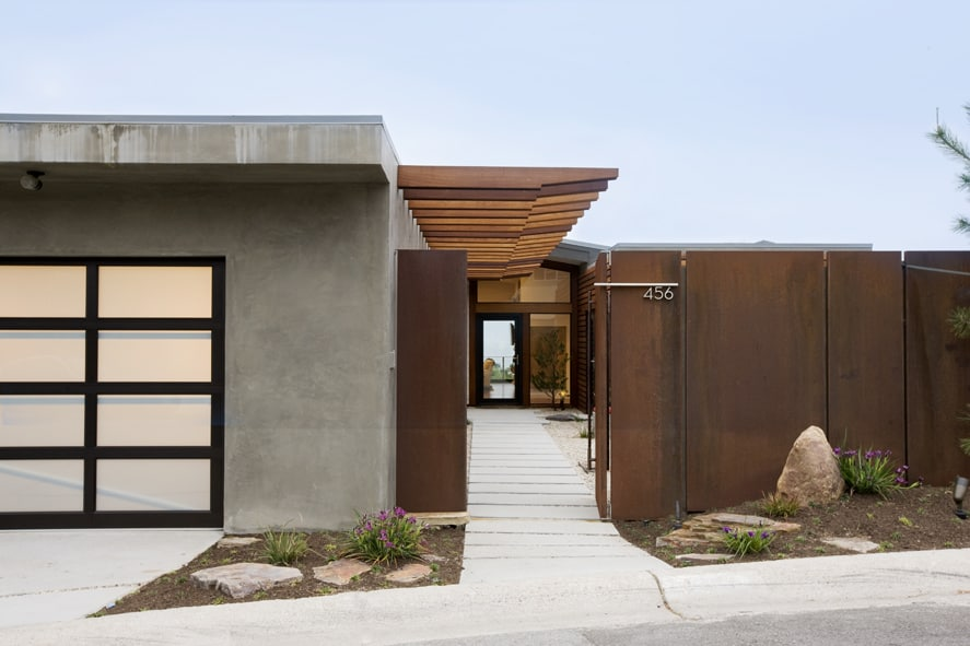 A modern twist on Japanese zen for Californian home