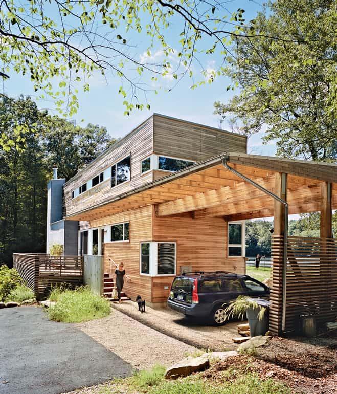 Interior Design Sustainable Architecture With Warmth Texture Designhunter