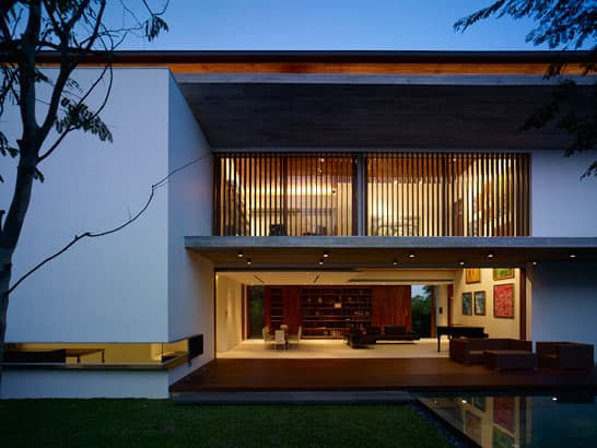 ... M-house by Singapore architects Ong ...