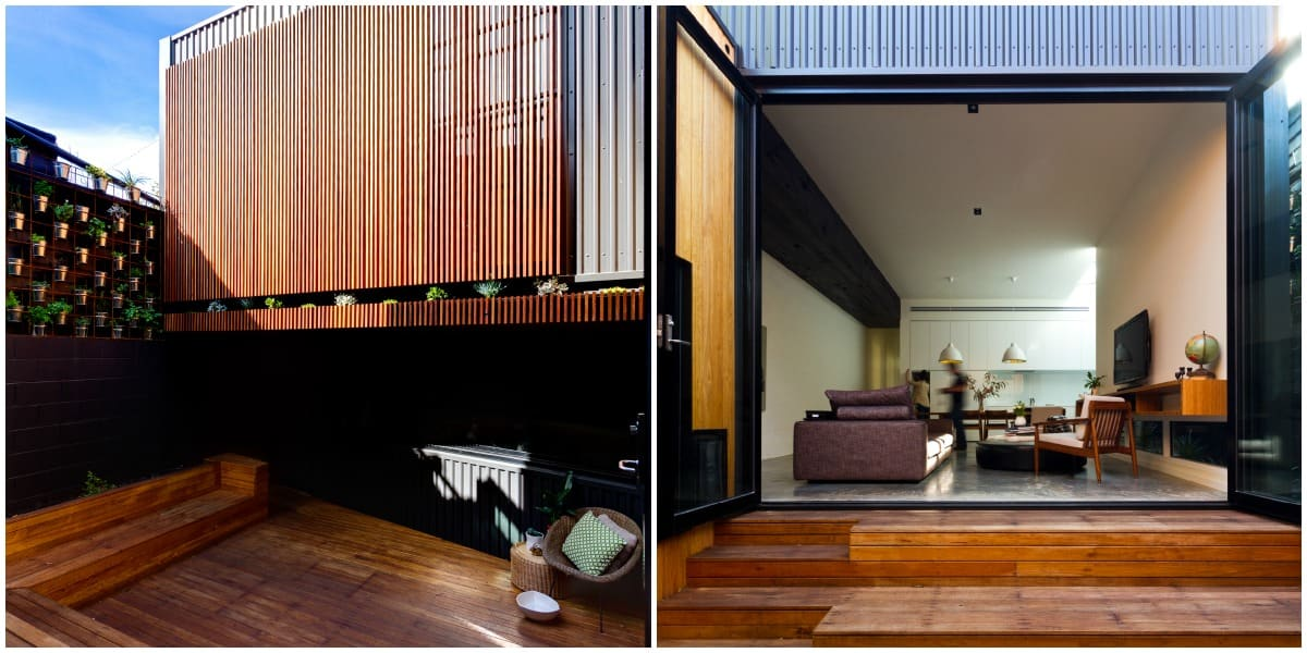 Compact but wonderful inner city Melbourne abode