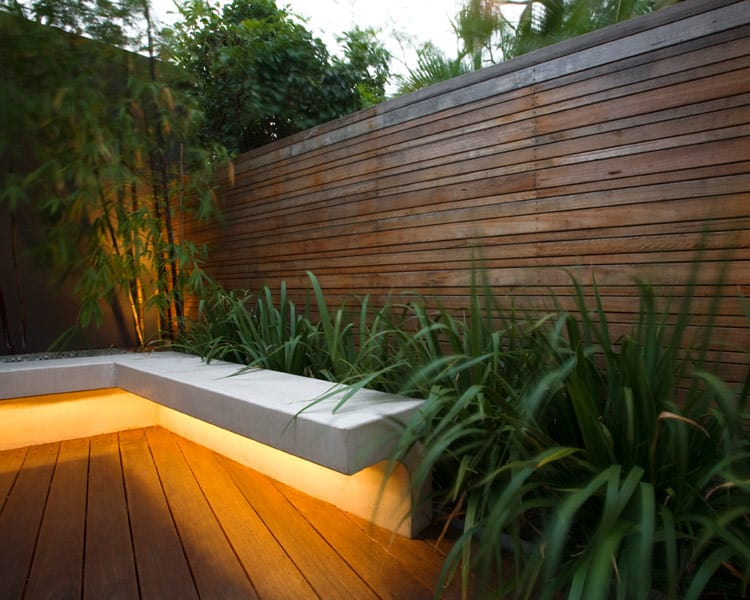 Sydney courtyard designed by Aspect Studios Landscape Architects