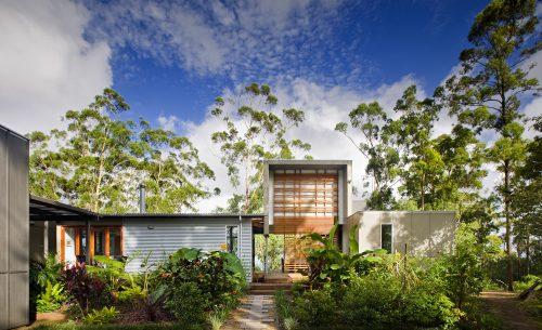 Pavilion chic by Tim Stewart Architects
